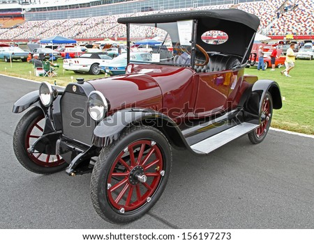 concord nc september 21 a 1917 studebaker on display at the charlotte auto fair classic car. Black Bedroom Furniture Sets. Home Design Ideas