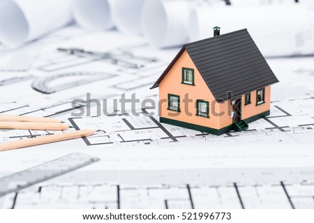 Tiny House Stands On Coins Concept Stock Photo 590016551 Shutterstock