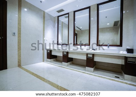 White black bathroom interior 3d rendering stock illustration 354281951 shutterstock - Lavish white and grey kitchen for hygienic and bright view ...