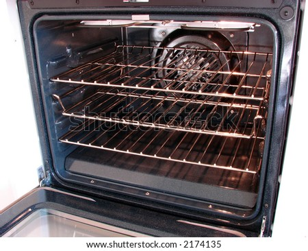 convection oven cooking appliance stock photo 2174135 shutterstock. Black Bedroom Furniture Sets. Home Design Ideas