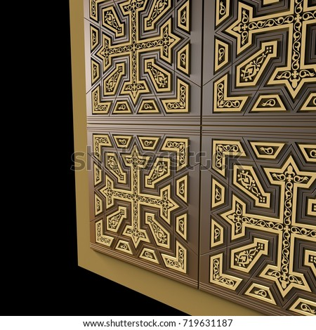 coptic orthodox cross design pattern stock illustration 719631172 shutterstock. Black Bedroom Furniture Sets. Home Design Ideas