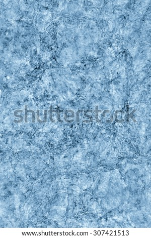 Cork Tile, Bleached and Blue Stained, Coarse, Grunge Texture.