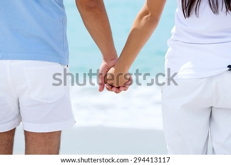 Couple, Holding Hands, Human Hand.
