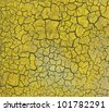 cracked paint background for your design - stock photo