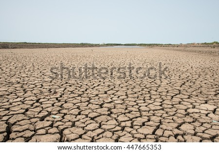 cracked soil ground texture background