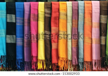 Craft Product silk
