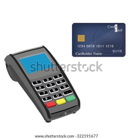 credit card scanner machine