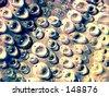 cristal drops - stock photo