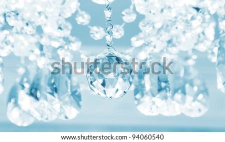 Crystal of modern Chandelier
