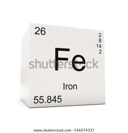 There chemical element iron all information stock illustration 59756026 shutterstock - Iron on the periodic table ...