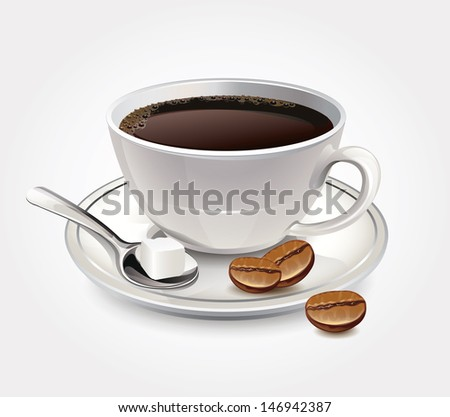 Cup Of Coffee bitmap copy