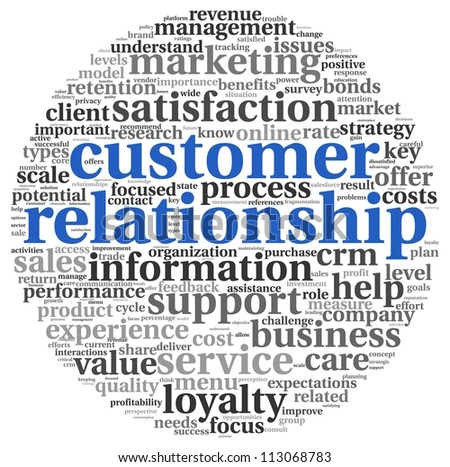 customer service relationship Customer relationship officers handle the concerns of the people who buy their  company's products or services they work to rectify issues experienced by.