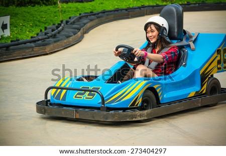 Thai Race Car Drivers