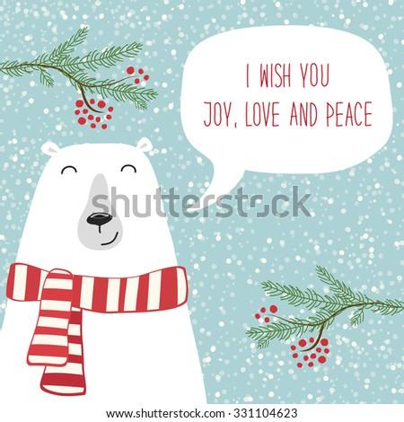 cartoon concept winter background cute snowman stock. Black Bedroom Furniture Sets. Home Design Ideas