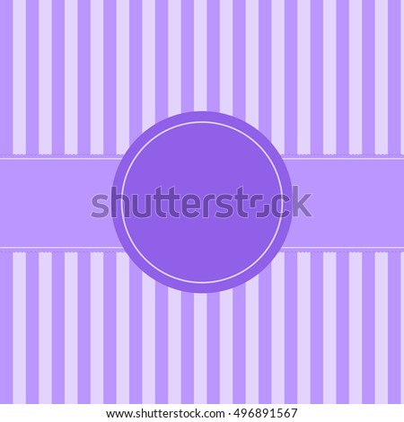 Cute pastel purple vintage background for celebrate card