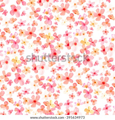watercolor flowers watercolor peonies painted background