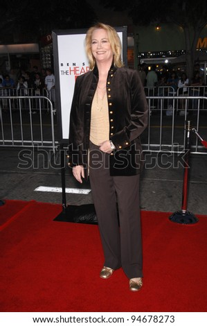 "Cybill Shepherd at the Los Angeles premiere of ""The Heartbreak Kid"" at Mann's Village Theatre, Westwood, CA. September 28, 2007  Los Angeles, CA Picture: Paul Smith / Featureflash"