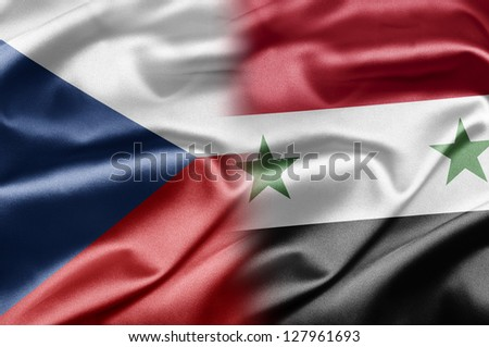 Czech Republic and Syria