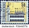CZECHOSLOVAKIA - CIRCA 1965: A stamp printed in Czechoslovakia from the