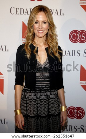 Dana Walden at the Helping Hand Of Los Angeles Mother's Day Luncheon held at the Beverly Hilton Hotel in Los Angeles, United States, 090514.