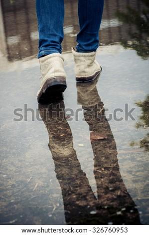jumping stock photo 538933327