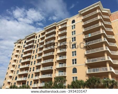 New Townhouse Complex Stock Photo 64457089 Shutterstock