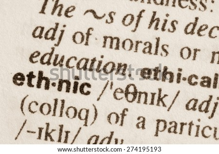 meaning of enthrocentric Ethnocentrism definition is - the attitude that one's own group, ethnicity, or  nationality is superior to others how to use ethnocentrism in a sentence.