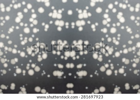 defocused and blur black and white color old rustic metal background