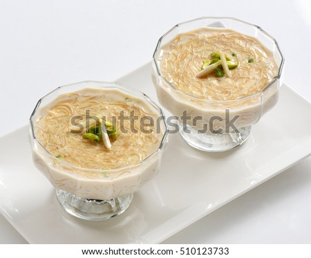Delicious and Sweet Sheer Korma or Doodh Seviyan