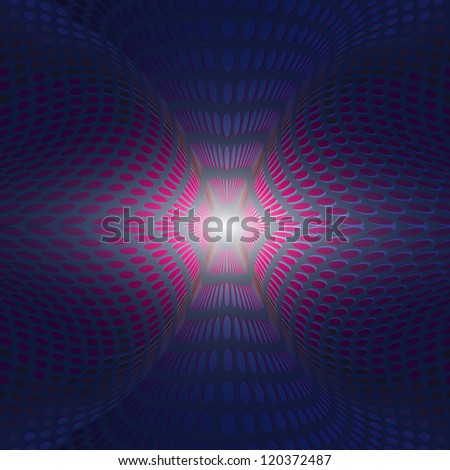 Design abstract.Vector Illustration.Fractal abstract. Abstract circle background. Pattern background. Dotted background.