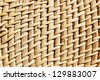Detail of basketwork/Basketwork - stock photo