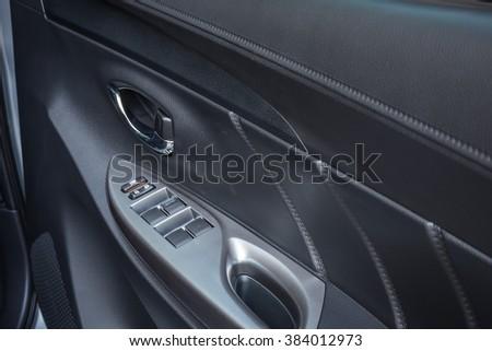 car door inside close stock photo 545694910 shutterstock. Black Bedroom Furniture Sets. Home Design Ideas