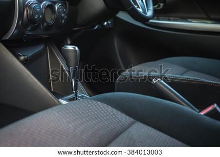 modern car luxury interior stock photo 343052768 shutterstock. Black Bedroom Furniture Sets. Home Design Ideas