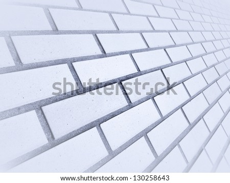 White Light Grey Color Stone Wall Stock Photo 440048707