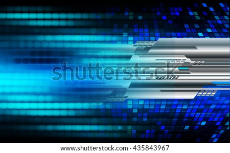digital data background,blue abstract light hi tech pixel internet technology, Cyber security concept, Cyber digital computer, Cyber background,cyber data, Cyber Technology. move speed motion