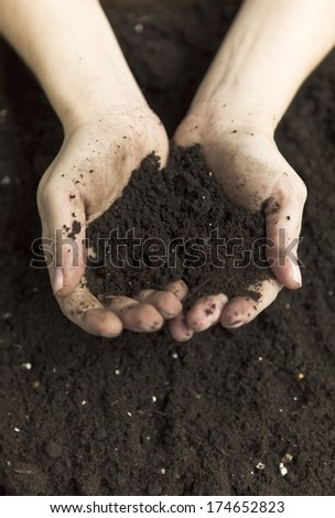 Dirt and Hands