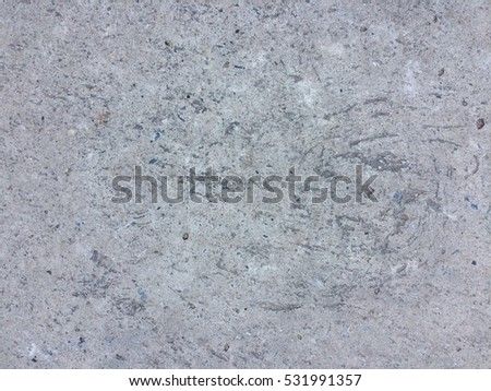 Dirty cement floor texture grungy background