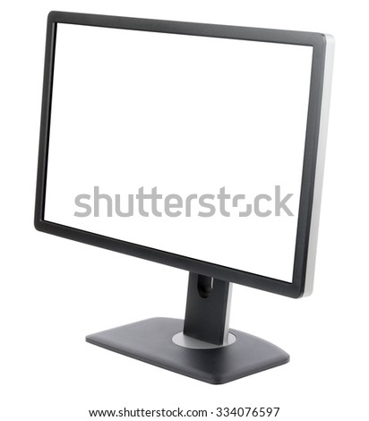 Display on isolated white background, side view