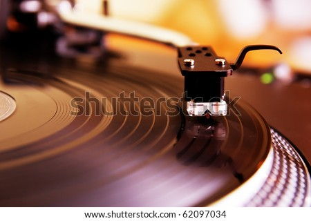 Vintage Record Player Stock Photo 176838800 - Shutterstock