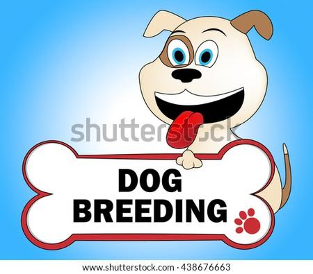 German Shepherd Dog Breed Vector Illustration Stock Vector ...  Dog Breeding Logos