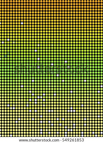 dot art colorful background