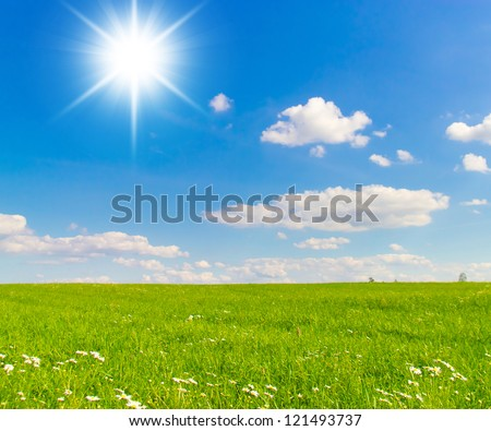 Dream Wallpaper Sunshine Scene