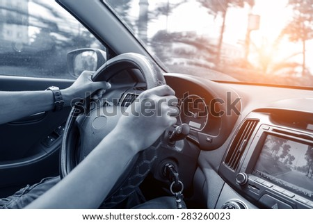 Driving with comfort