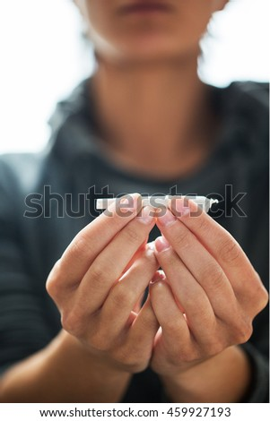 Drug Use Substance Abuse Addiction People Stock Photo ...
