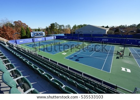DURHAM, NC -2 DEC 2016- Duke University, one of the top private research universities in the US, is also very strong on athletics. Its teams are called the Blue Devils.