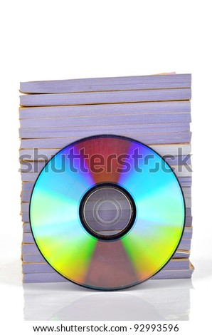 DVD and documents