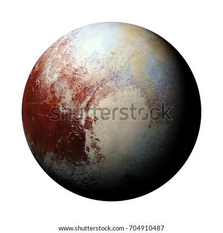 elements present on planet pluto - photo #21