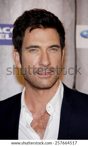 Dylan McDermott at the Spike TV's 'SCREAM 2011' awards held at Universal Studios in Universal City, California on October 15, 2011.