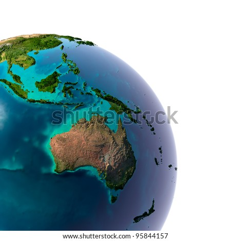 how to make realistic continents for planet