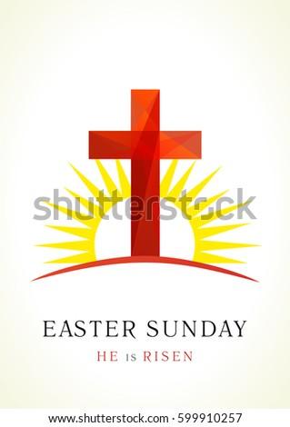 Christian Church Vector Logo Blue Colored Stock Vector 276186629 ...